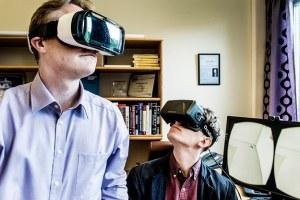 Oculus Rift SVD